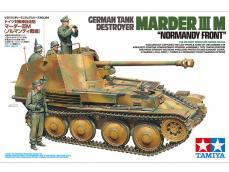 German Tank Destroyer Marder III M Normandy Front - Ref.: TAMI-35364