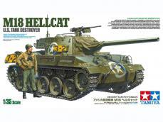US Tank Destroyer M18 Hellcat - Ref.: TAMI-35376