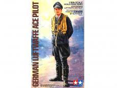 Piloto Aleman de la Luftwaffe - Ref.: TAMI-36302