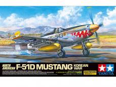 F-51D Mustang Korean War - Ref.: TAMI-60328