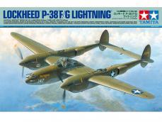 Lockheed P-38 F / G Lightning - Ref.: TAMI-61120