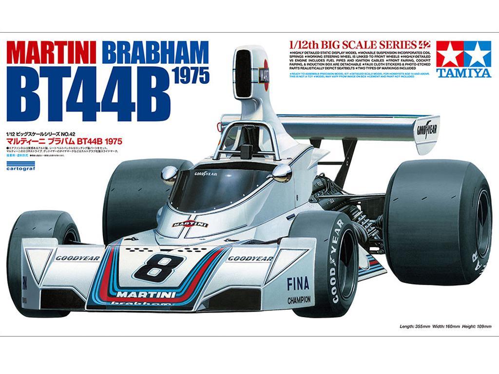 Martini Brabham BT44B 1975 (Vista 1)