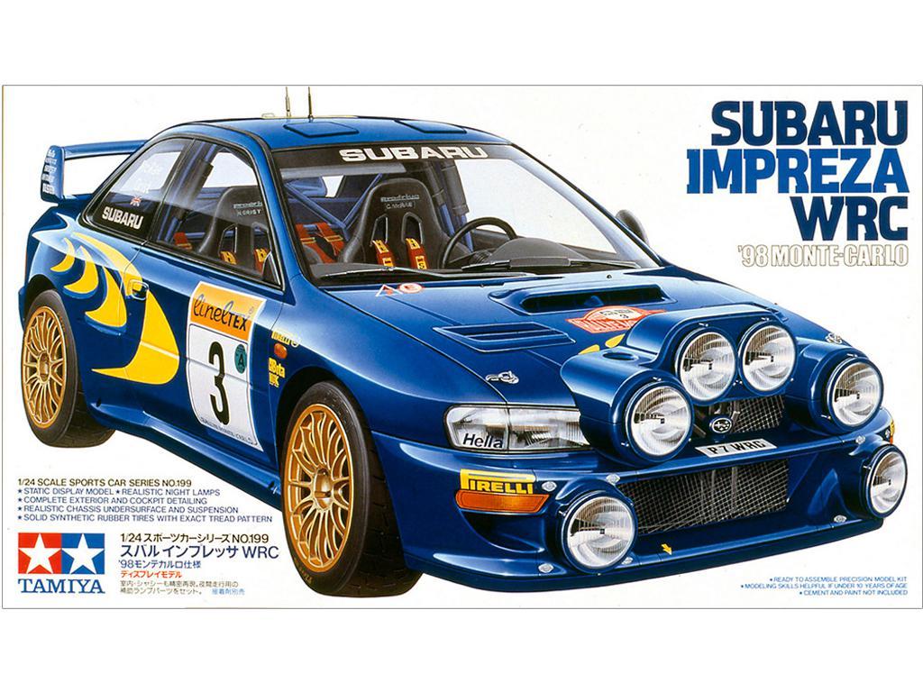 Subaru Impreza WRC (Vista 1)