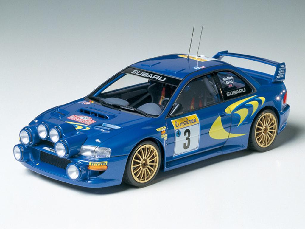 Subaru Impreza WRC (Vista 2)