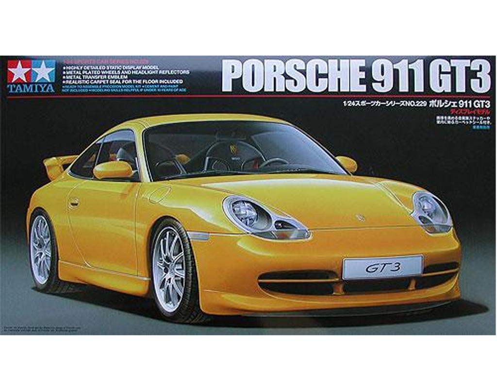 Porsche 911 GT3 (Vista 1)