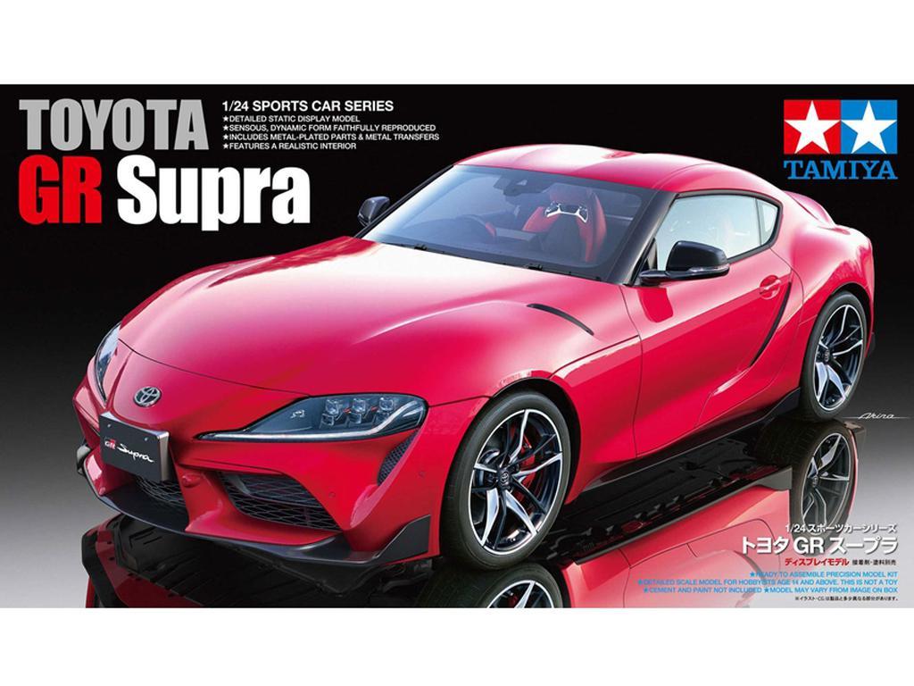 Toyota GR Supra (Vista 1)