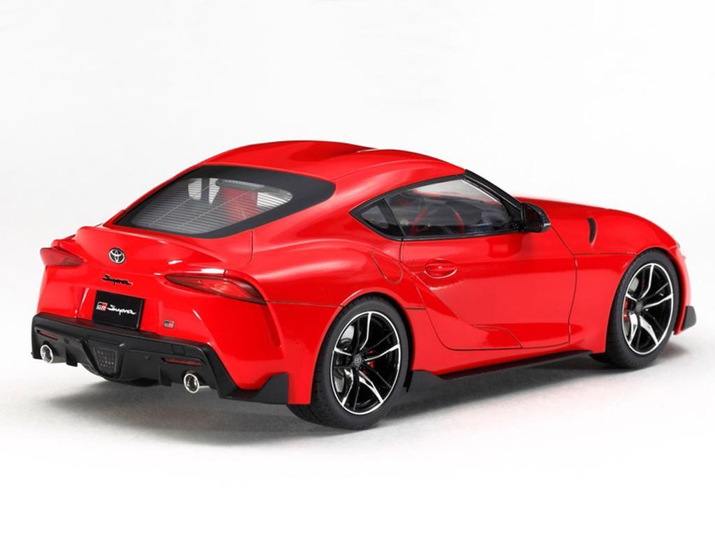 Toyota GR Supra (Vista 3)