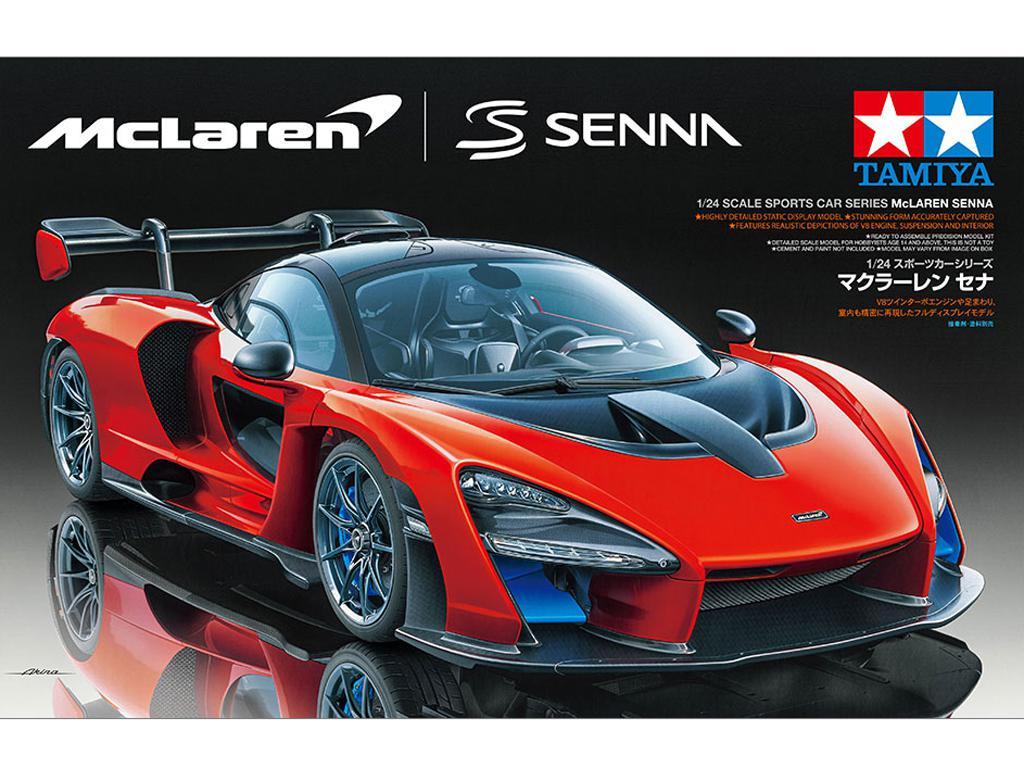 McLaren Senna (Vista 1)