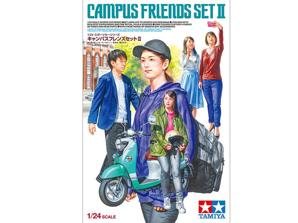 Amigos del Campus II (Vista 1)