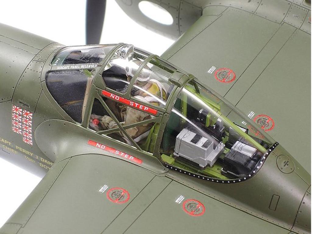 Lockheed P-38H Lightning  (Vista 10)