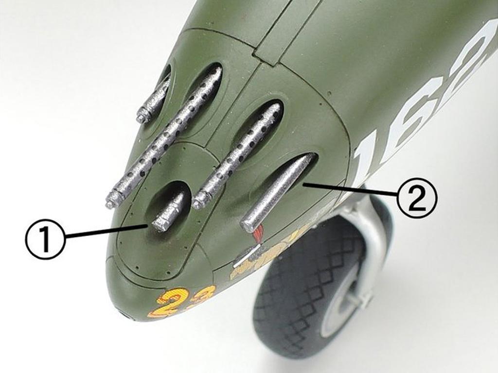 Lockheed P-38H Lightning  (Vista 11)