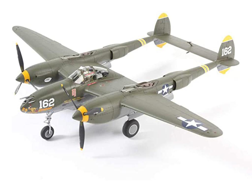Lockheed P-38H Lightning  (Vista 3)