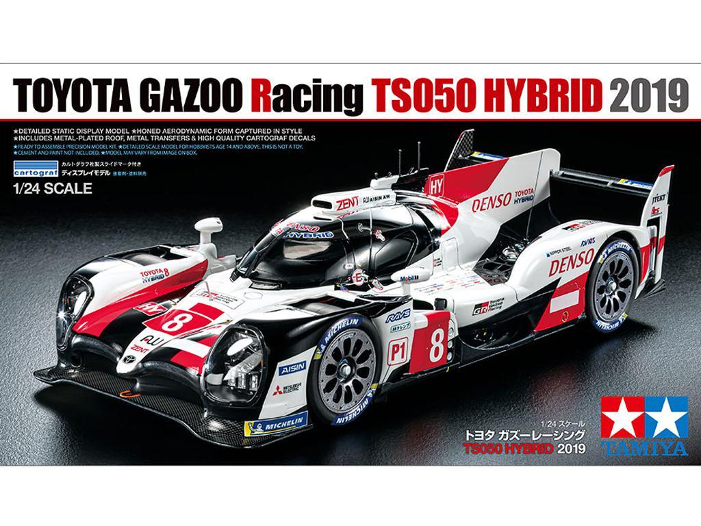 Toyota Gazoo Racing TS050 Hybrid 2019 (Vista 1)