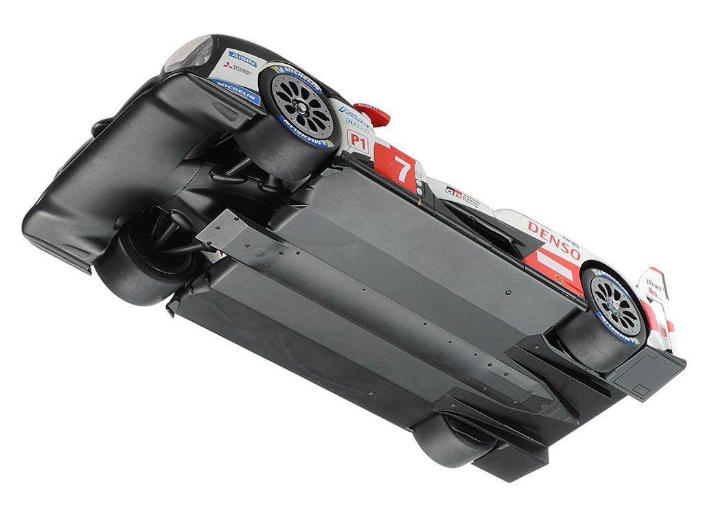 Toyota Gazoo Racing TS050 Hybrid 2019 (Vista 10)