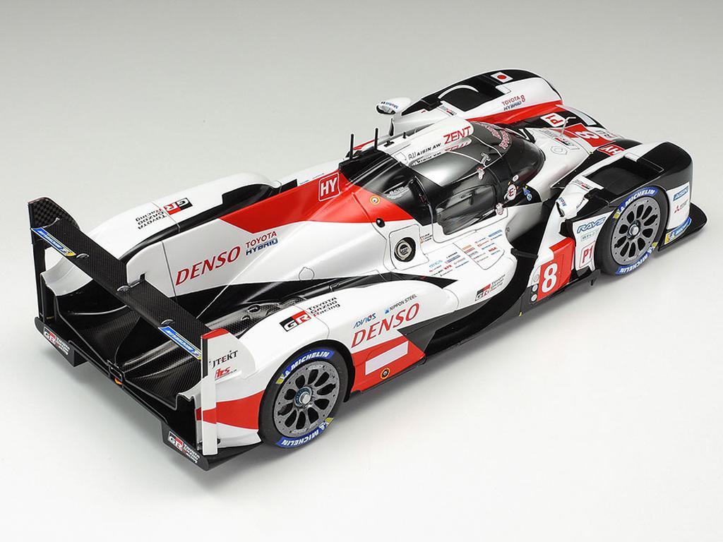 Toyota Gazoo Racing TS050 Hybrid 2019 (Vista 4)
