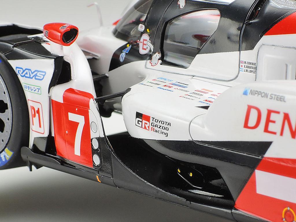 Toyota Gazoo Racing TS050 Hybrid 2019 (Vista 8)