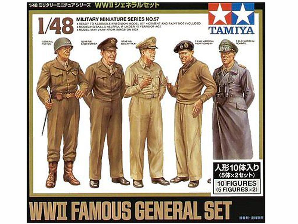 Set Generales Famosos (Vista 1)