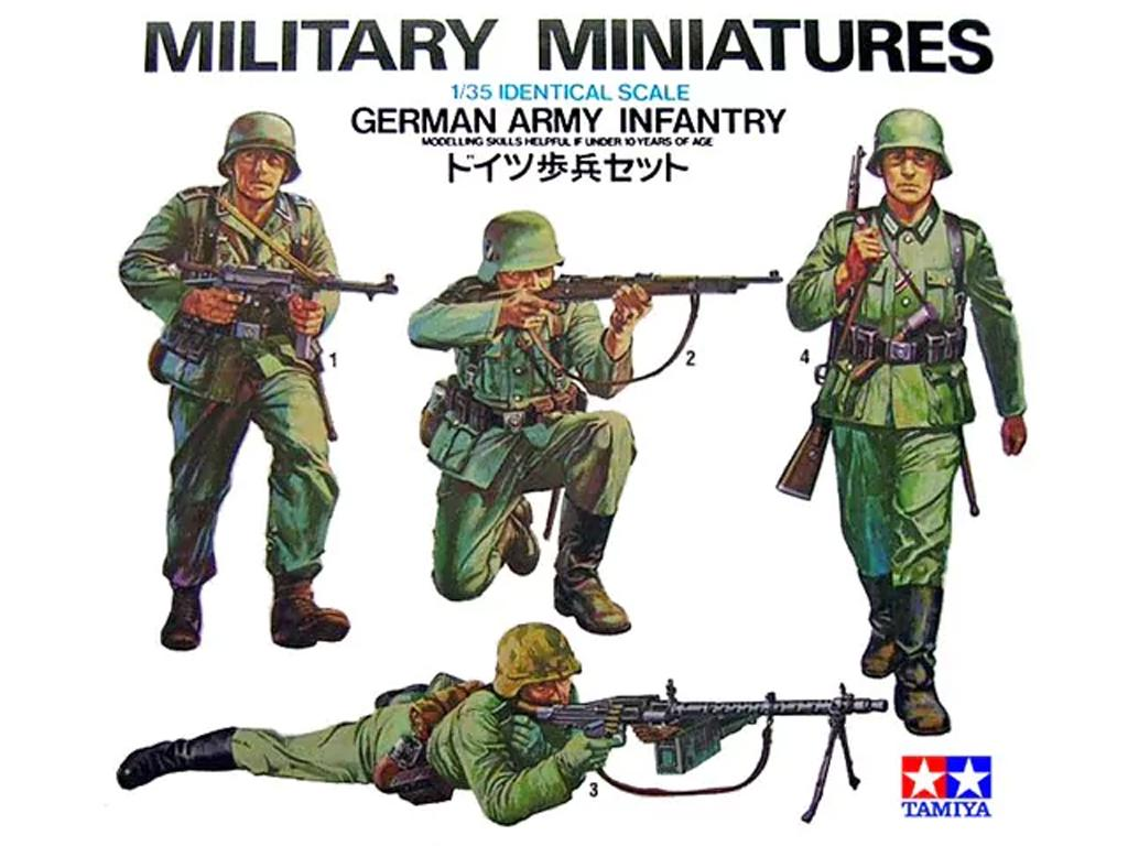 Infanteria Alemana (Vista 1)