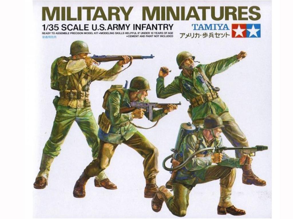 U.S. Infanteria (Vista 1)