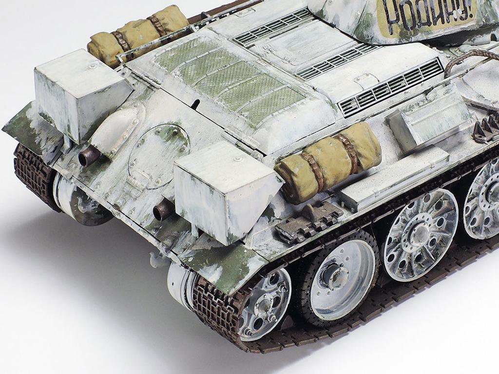 Tanque Ruso T34/76 (Vista 4)
