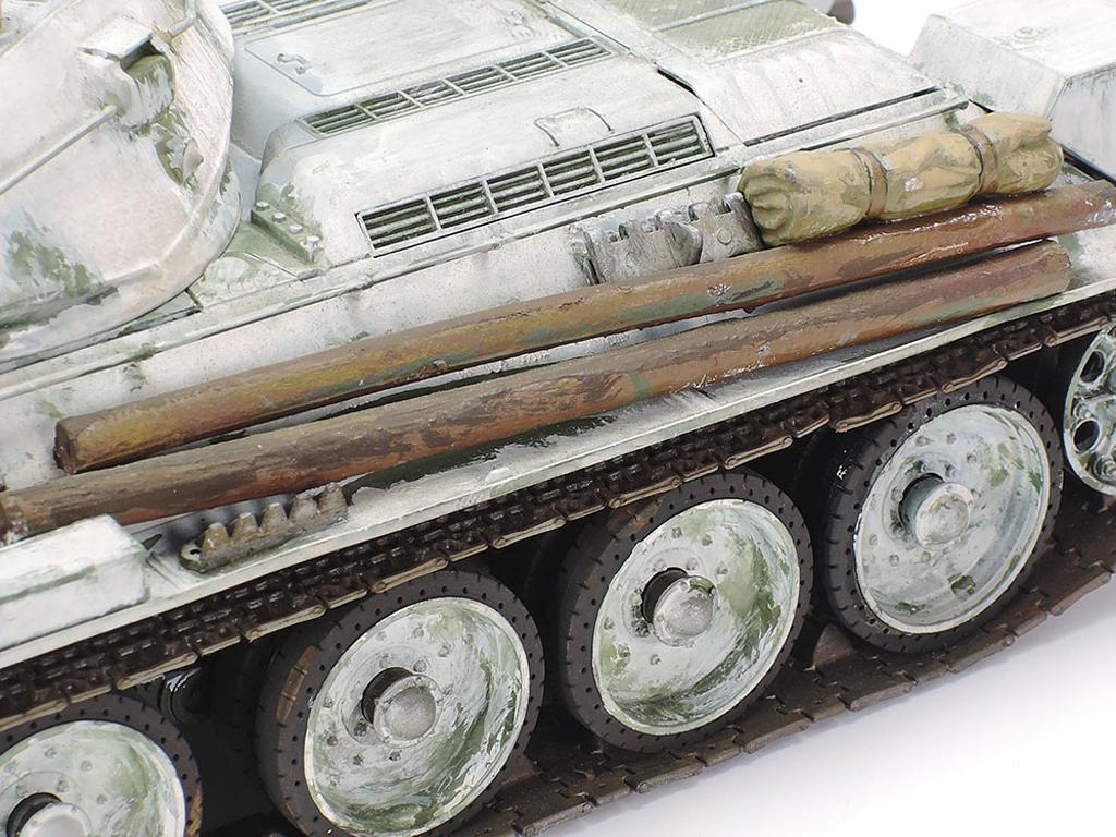 Tanque Ruso T34/76 (Vista 5)