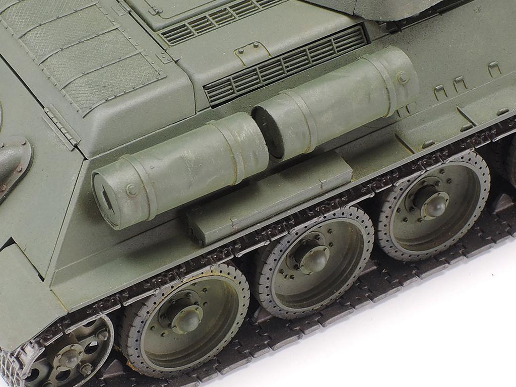 Tanque Ruso T34/76 (Vista 6)