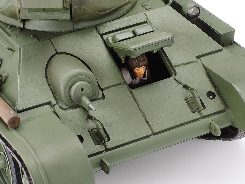 Tanque Ruso T34/76 (Vista 7)