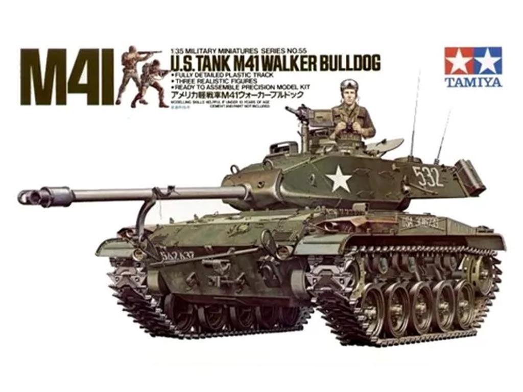 U.S. M41 Walker Bulldog (Vista 1)