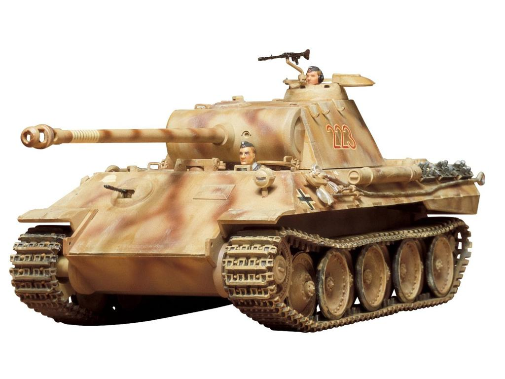 German Panther Ausf. A (Vista 2)
