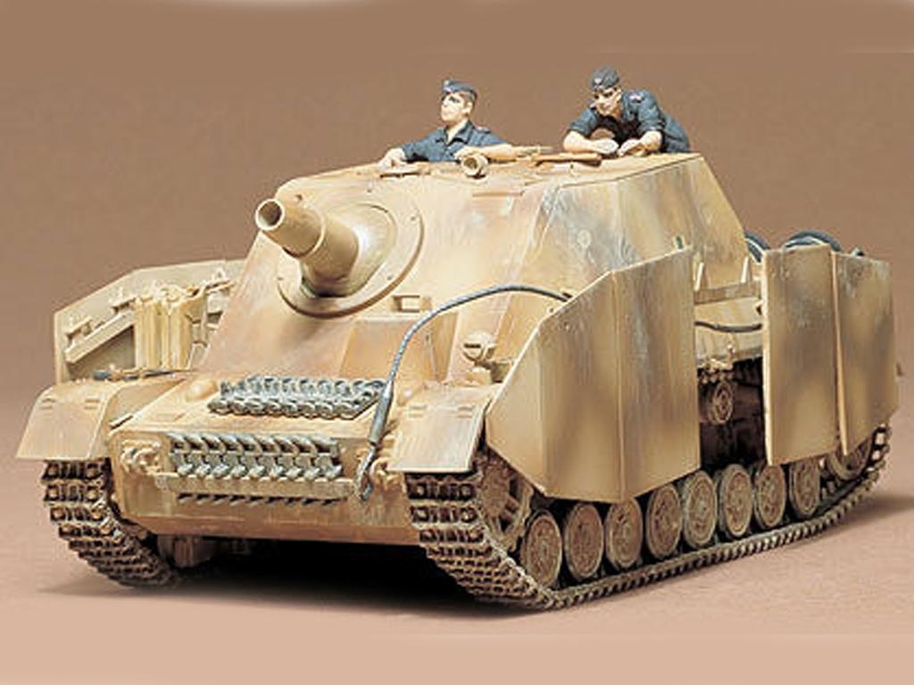 Sturmpanzer IV Brummbar (Vista 2)