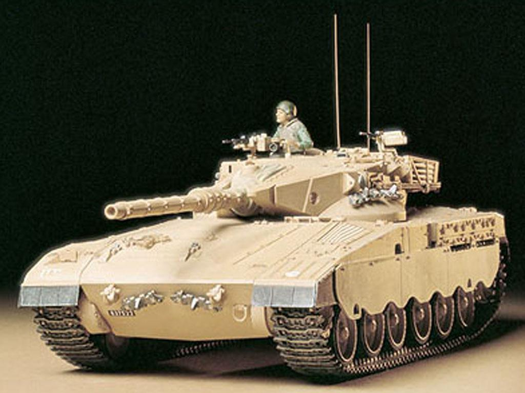 Israeli Merkava I MBT (Vista 2)