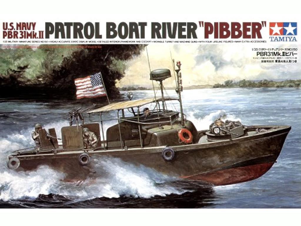 Lancha PBR MK II U.S. Navy (Vista 1)