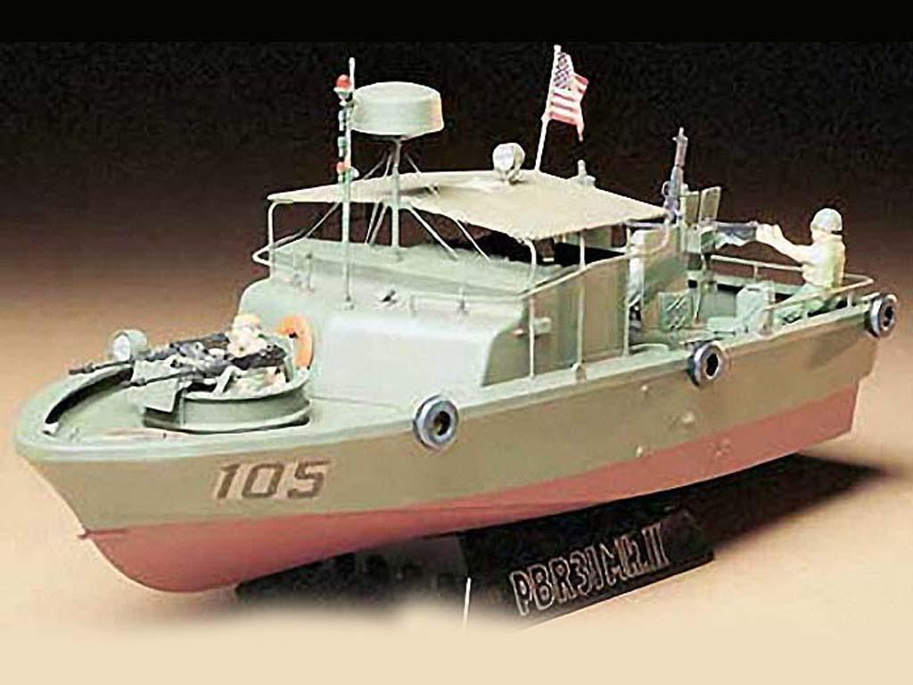 Lancha PBR MK II U.S. Navy (Vista 2)