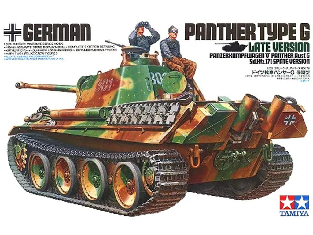 Panther G Late Version (Vista 1)