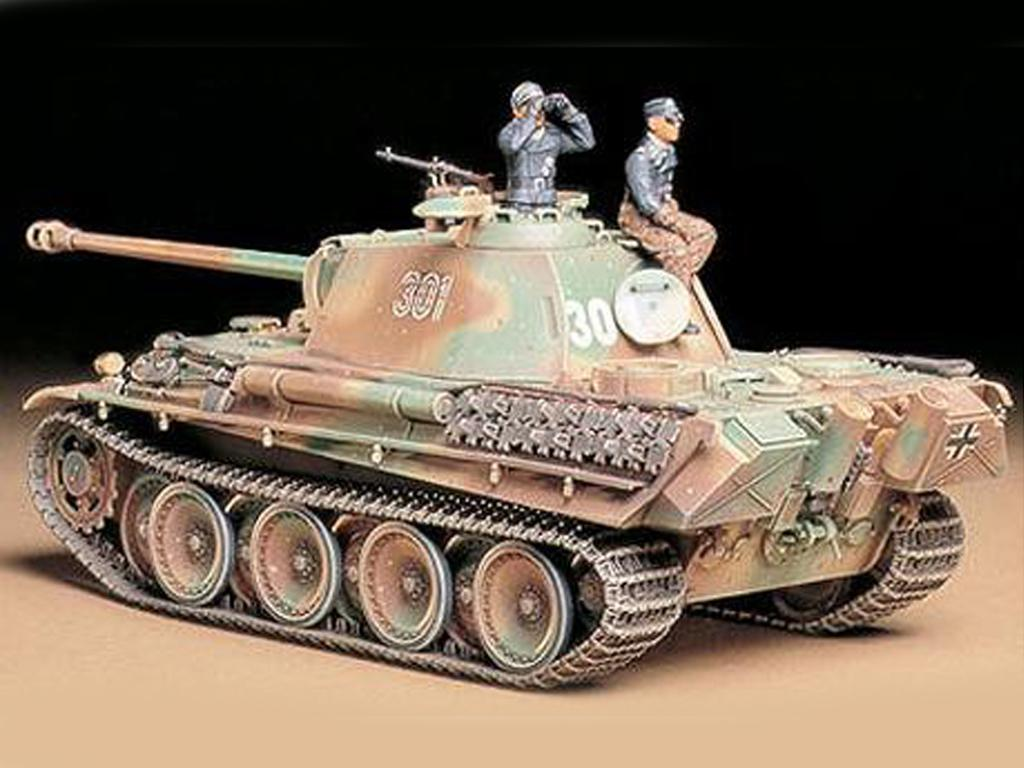 Panther G Late Version (Vista 2)