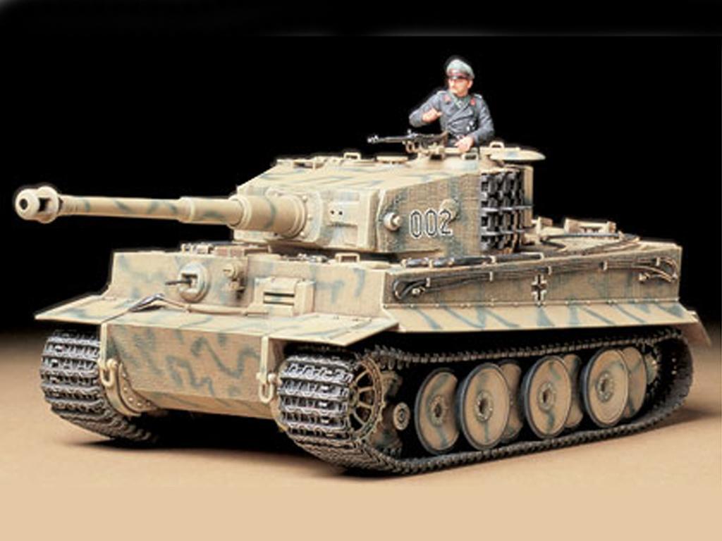 German Tiger I Mid Production (Vista 2)
