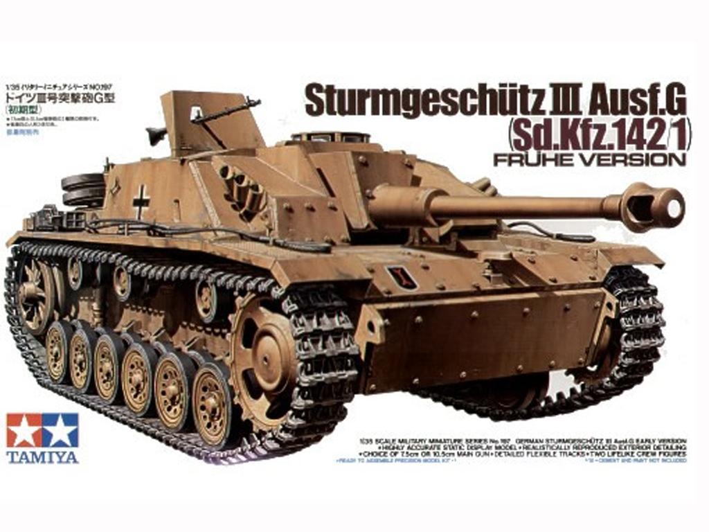 Sturmgeschutz III Ausf.G (Vista 1)