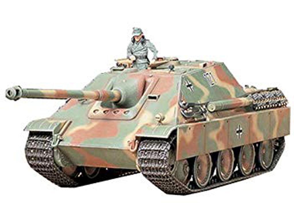 German Tank Destroyer Jagdpanther (Vista 2)