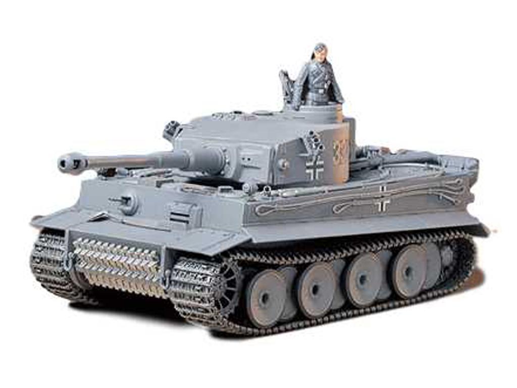 Panzerkamp wagen VI Tiger I (Vista 2)