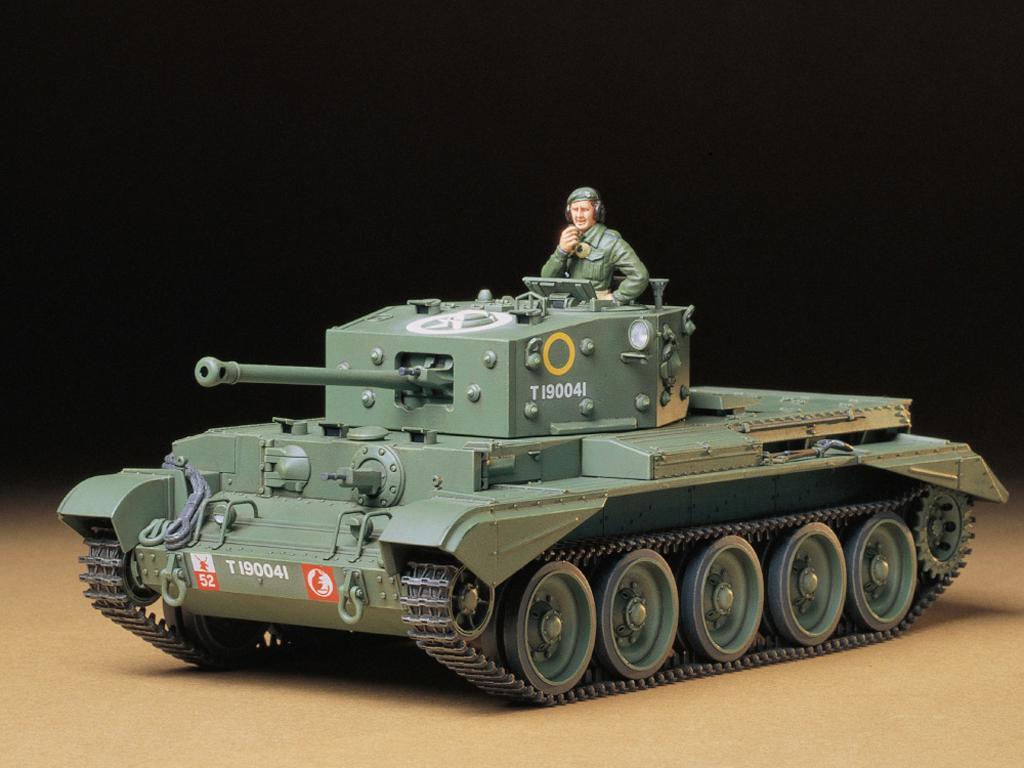 British Cromwell MK IV (Vista 2)