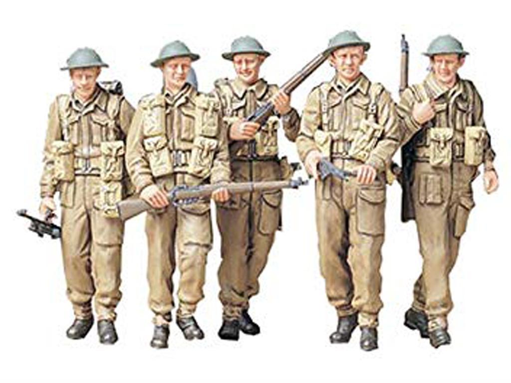 Infantería Británica (Vista 2)