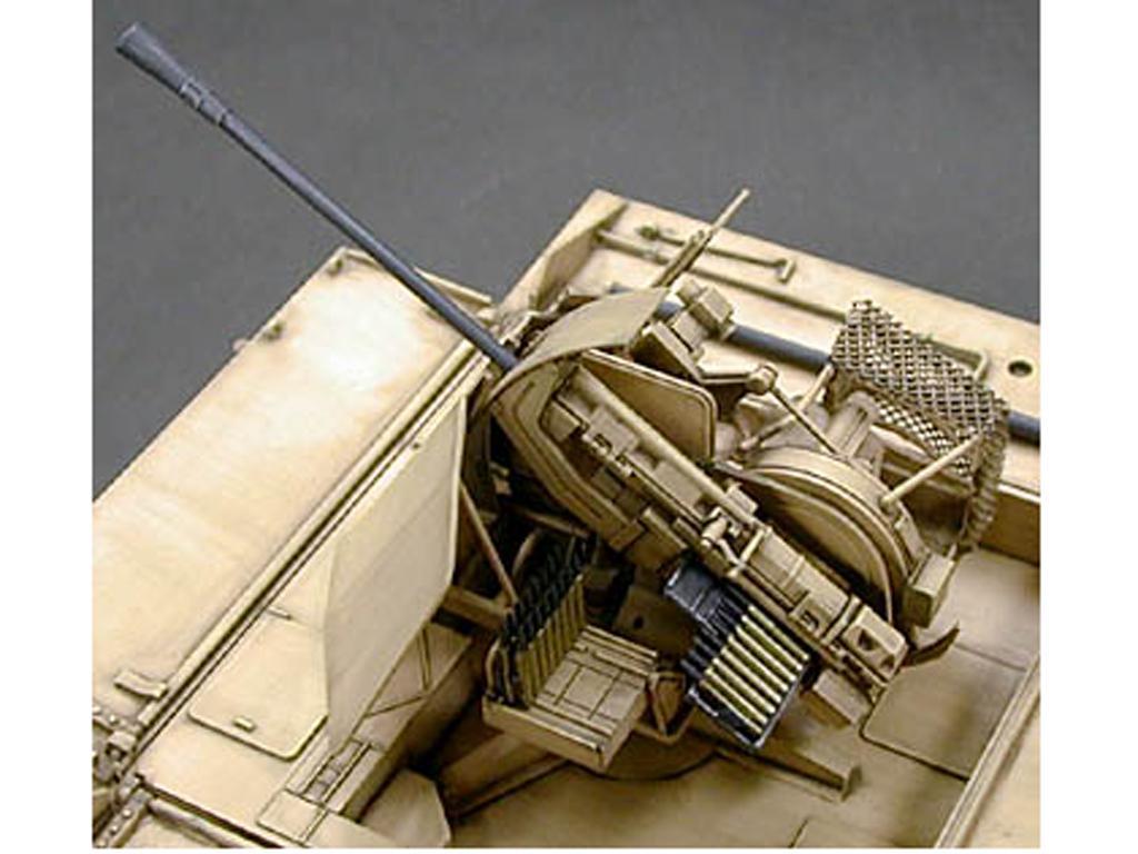 FlakPanzer IV Mobelwagen 37mm (Vista 2)