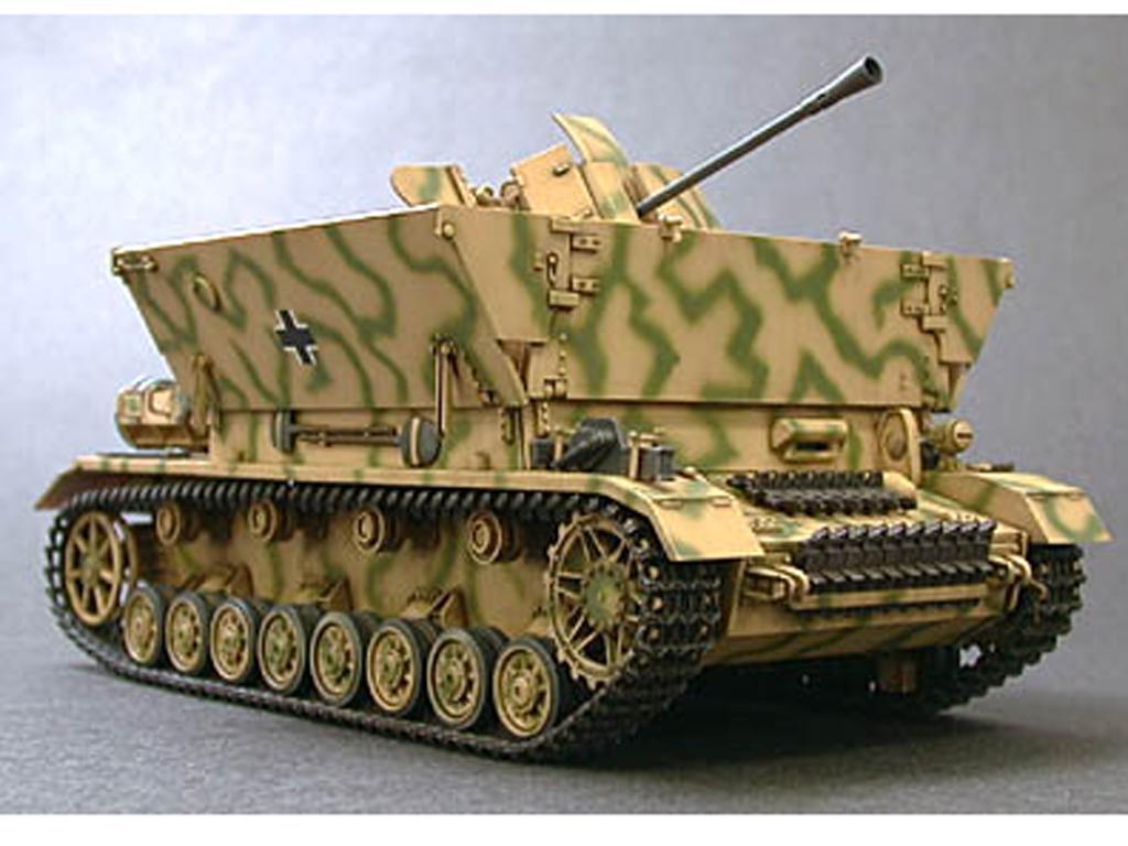 FlakPanzer IV Mobelwagen 37mm (Vista 5)