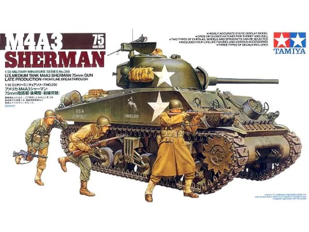 M4A3 Sherman 75mm Gun (Vista 1)
