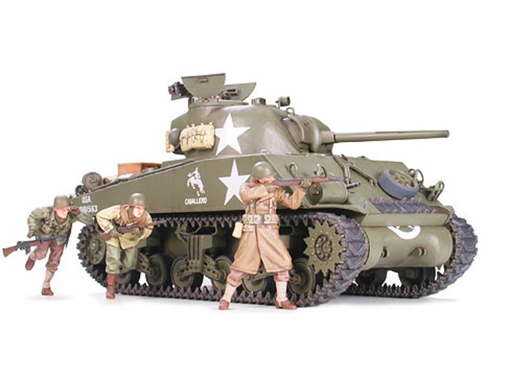 M4A3 Sherman 75mm Gun (Vista 2)