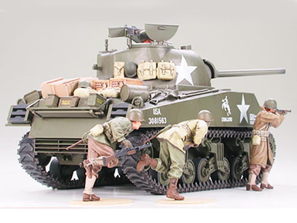 M4A3 Sherman 75mm Gun (Vista 3)