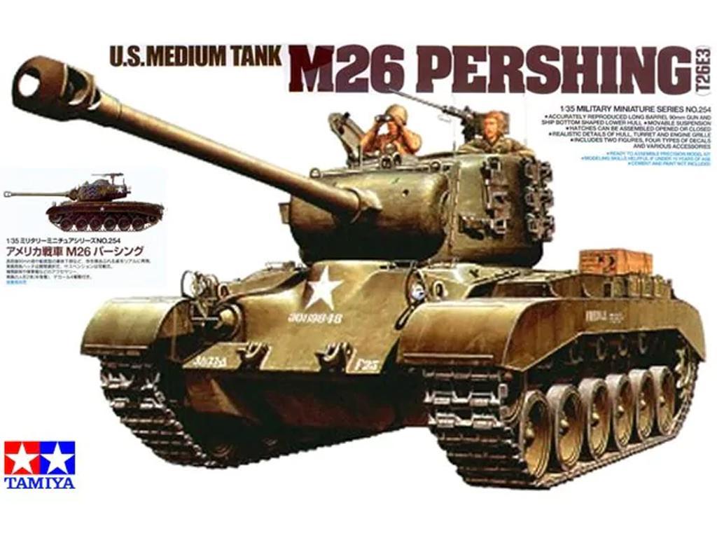 M-26 Pershing (T26E3) (Vista 1)