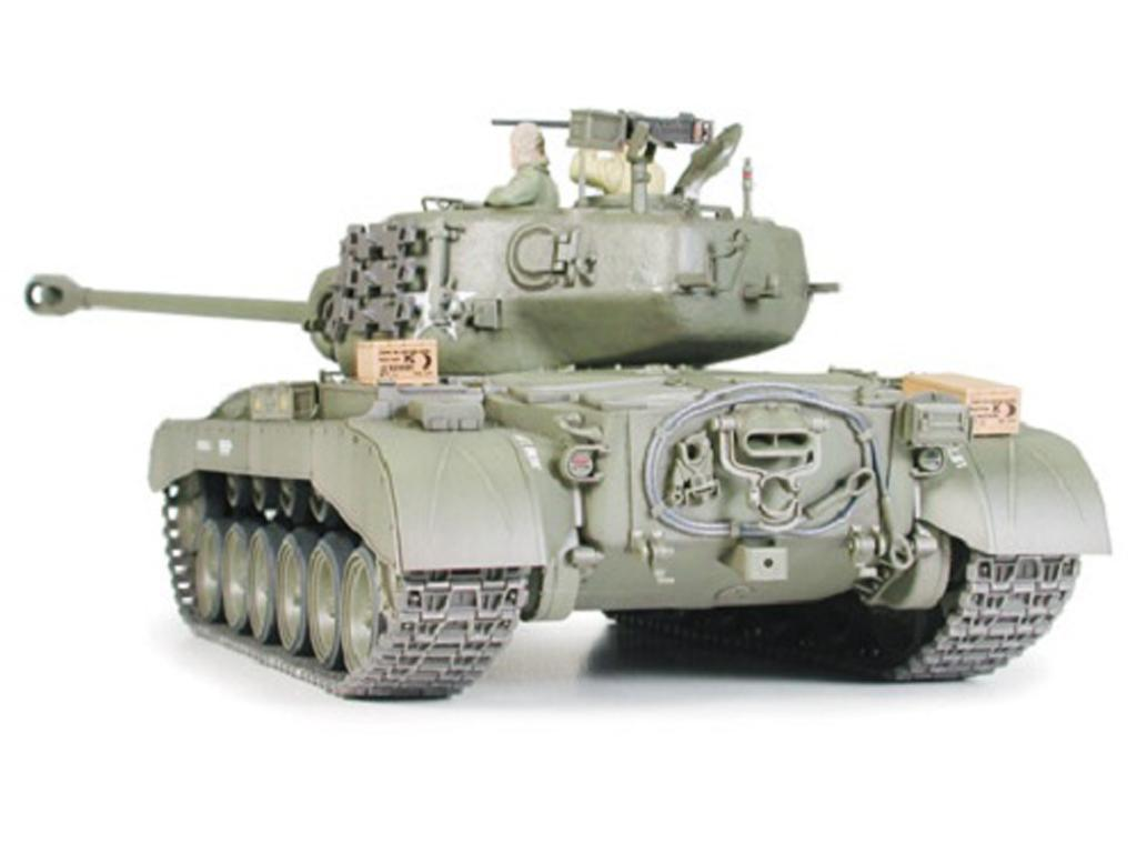 M-26 Pershing (T26E3) (Vista 3)
