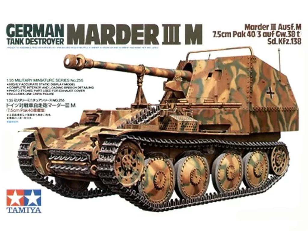 German Marder III M (Vista 1)