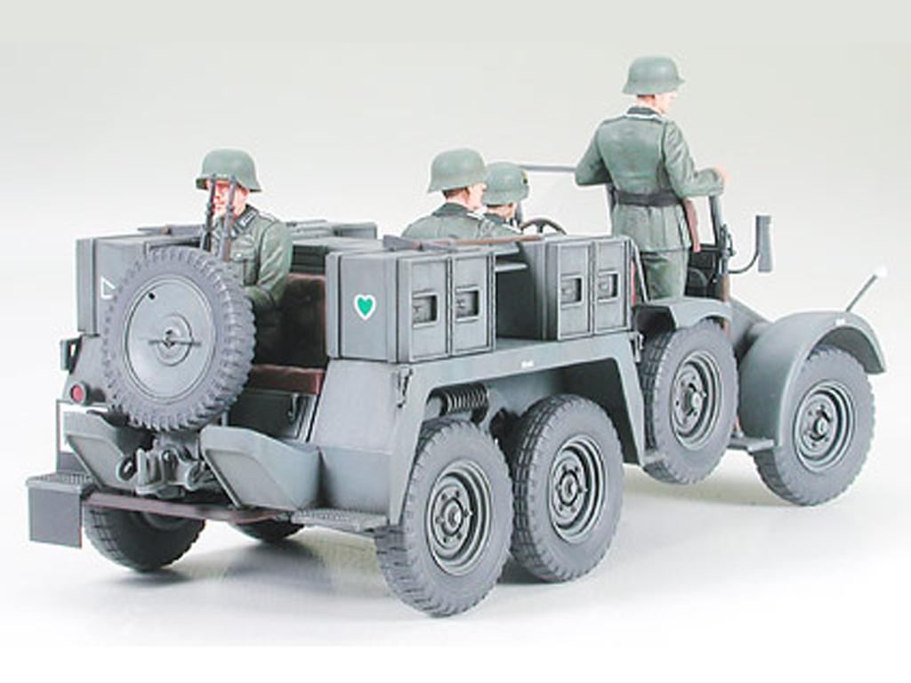 Krupp Protze  1 Ton. 6x4 Kfz.69 Towing T (Vista 4)